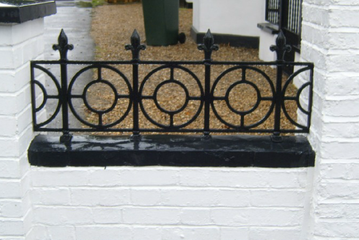 Decorative Wall Railings