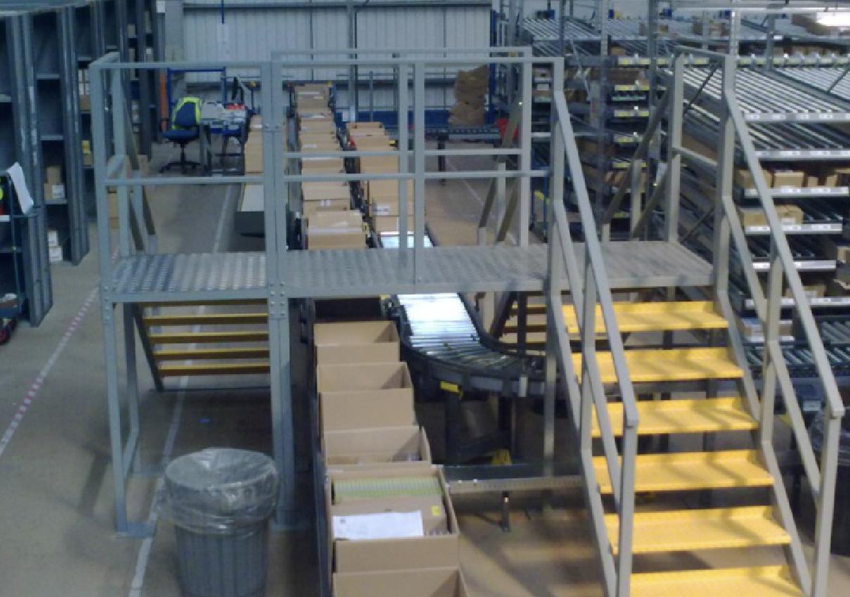 Industrial Gantry