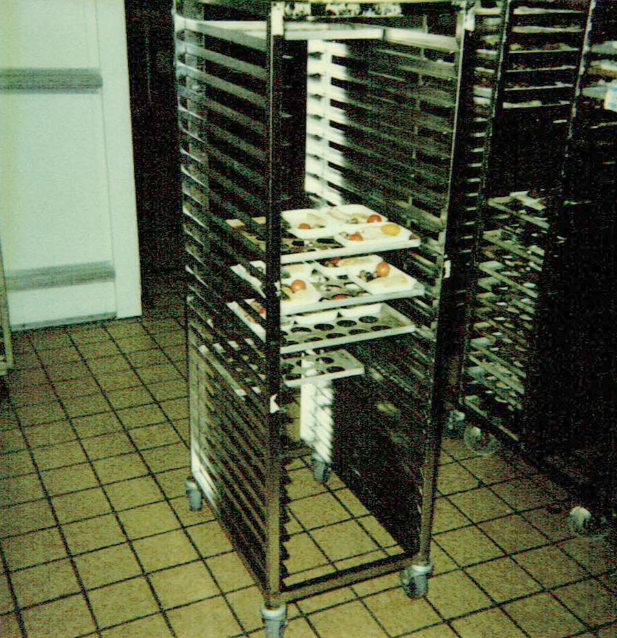 Meal trollies manufacturered for Heathrow Airport in the 1980s