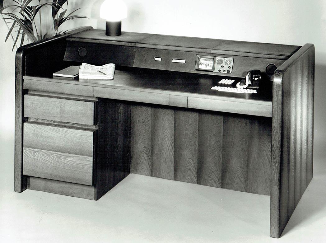 1960s desk unit